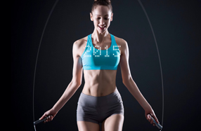 Smart rope: la comba inteligente de fitness