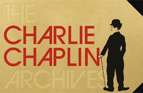 """Libro """"Los archivos de Charlie Chaplin"""""""