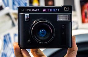 Lomo'Instant Automat: la cámara más avanzada de Lomography