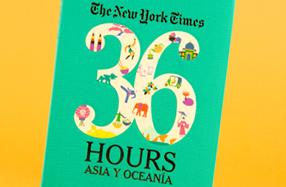 """""""36 horas"""": 60 fines de semana en Asia y Oceanía"""