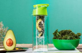 Infruition: La botella para dar sabor al agua