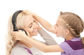 Diseña una canción para dedicar a mamá