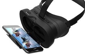 Gafas de realidad virtual VR Insane para niños y mayores