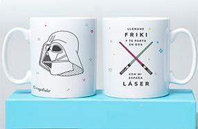 """La taza más friki para """"Papá-Vader"""""""