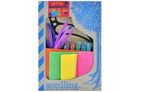 Kit Seedling: Crea un atrapasol o móvil de mariposa
