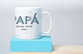 Pack de tazas para papás y mamás desde...