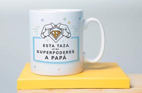 Tazas para emocionar a papá