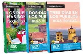 Experiencias Wonderbox en los pueblos más bonitos