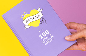 Diario '100 cosas que no sabía de mi abuela'