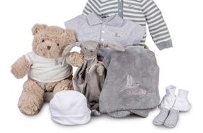 Canastilla de bebé suave de entretiempo 'Soft'