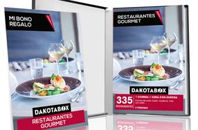 """Restaurantes gourmet"" para dos: una experiencia Dakotabox"