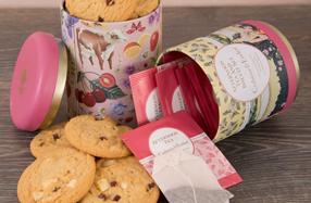 Pack de té y galletas Afternoon Tea de Crabtree & Evelyn