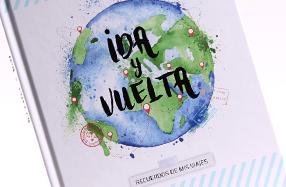 Libro 'Ida y Vuelta: recuerdos de mis viajes'