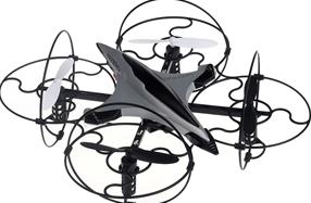 Nanodrone Evolution: el drone que manejas con tu voz
