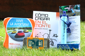 Pack de regalos para viajeros aventureros