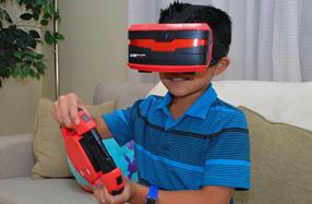 VR Racing: emoción real en un coche de carreras