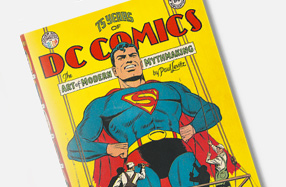 Libro '75 Years of DC Comics. El arte de crear mitos modernos'
