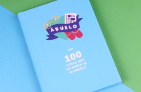 """Diario """"100 cosas que no sabía de mi abuelo"""""""
