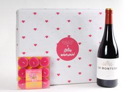 Pack especial aniversario para parejas