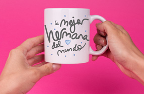 La taza más especial para hermanas