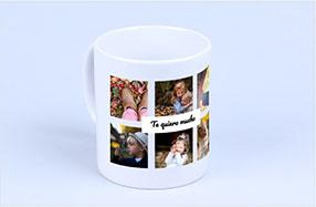 Taza personalizada con tus mejores fotos