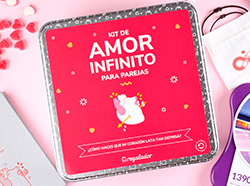 productos románticos regalador