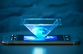 Proyector de Hologramas