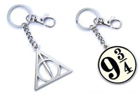 Los llaveros de Harry Potter