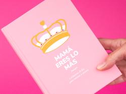 agendas y diarios originales para madres