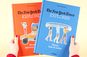"The New York Times ""Explorer"" para viajeros aventureros"