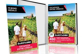 """""""Escapada entre viñedos"""": una experiencia Dakotabox"""