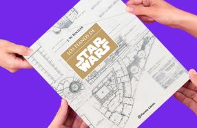 Los planos de Star Wars