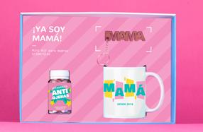Mini kits para madres y padres primerizos