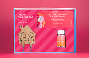 Mini kits para parejas inseparables