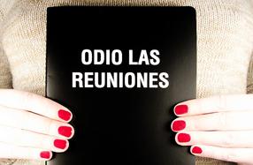 """Cuaderno rexistencialista: """"Odio las reuniones"""""""