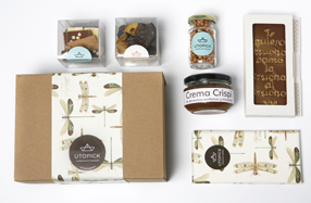 Packs de chocolate gourmet para enamorados