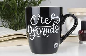 Las tazas más descaradas para adictos al café