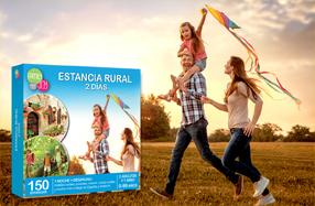 Baby'n'Joy: Estancia Rural de 2 días en familia