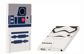 Baterías de bolsillo Star Wars