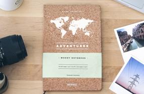 Cuaderno de notas para aventureros