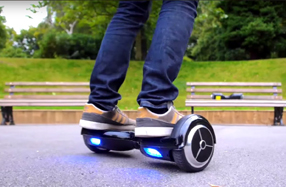 Patinete eléctrico Ecogyro Hoverboard G6