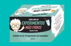 Juega con los experimentos más frikis