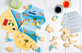 """""""Let´s cookie!"""" el kit para hacer galletas de animales de Lékué"""