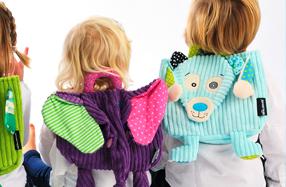 Las mochilas más originales para niños