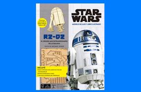 Kit construye tu R2-D2: El droide más extraordinario de la Galaxia