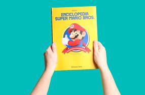 Enciclopedia Super Mario Bros 30ª Aniversario
