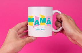 Tazas para madres y padres primerizos