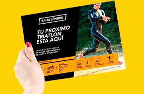Triatlonbox: Caja de experiencias para vivir un triatlón