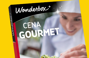 Wonderbox: Cena gourmet