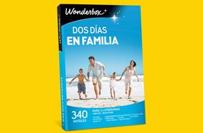 """Wonderbox: """"Dos días en familia"""""""